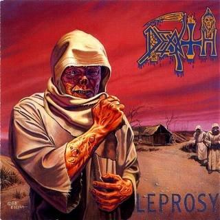 DEATH leprosy CD 1988 DEATH METAL