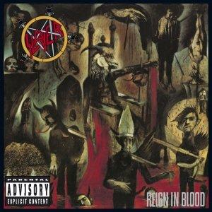 SLAYER reign in blood CD 1986 THRASH METAL