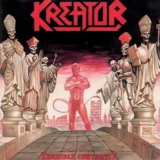 KREATOR terrible certainty CD 1987 THRASH METAL**