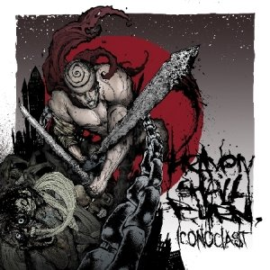 HEAVEN SHALL BURN iconoclast CD 2008 METALCORE