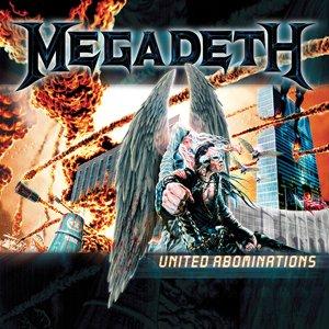 MEGADETH united abominations CD 2007 HEAVY THRASH METAL
