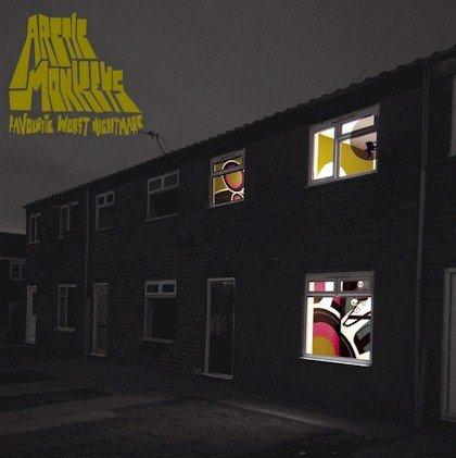 ARCTIC MONKEYS favourite worst nightmare CD 2007 INDIE ROCK