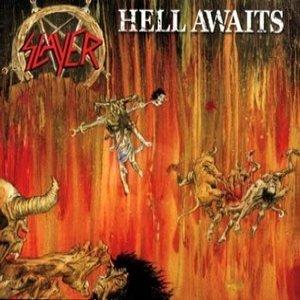 SLAYER hell awaits CD 1985 THRASH METAL