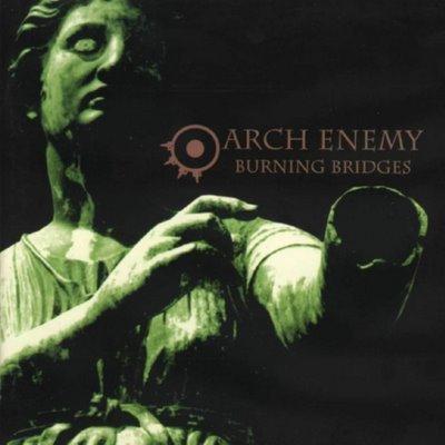 ARCH ENEMY burning bridges CD 1999 THRASH HEAVY METAL