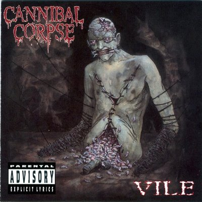 CANNIBAL CORPSE vile CD 1996 DEATH METAL