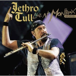 JETHRO TULL live at montreux 2003 2CD 2007 PROGRESSIVE ROCK