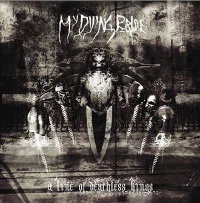 MY DYING BRIDE a line of deathless kings CD 2006 DOOM METAL