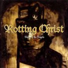 ROTTING CHRIST sleep of the angels CD 1999 GOTHIC BLACK METAL