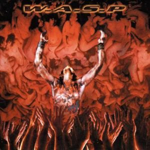 WASP the neon god part 1 - the rise CD 2004 HEAVY METAL**