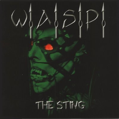 WASP the sting CD 2000 HEAVY METAL*