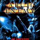 ARCH ENEMY live apocalypse 2DVD 2006 DEATH THRASH METAL**