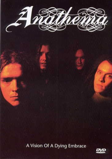 ANATHEMA a vision of a dying embrance DVD 2002 PROGRESSIVE DOOM METAL**