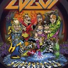 EDGUY superheroes DVD 2005 HEAVY METAL**