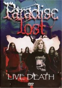 PARADISE LOST live death DVD 2004 DEATH DOOM METAL**
