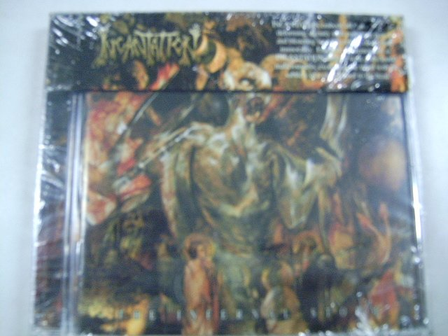 INCANTATION the infernal storm CD 2000 DEATH METAL