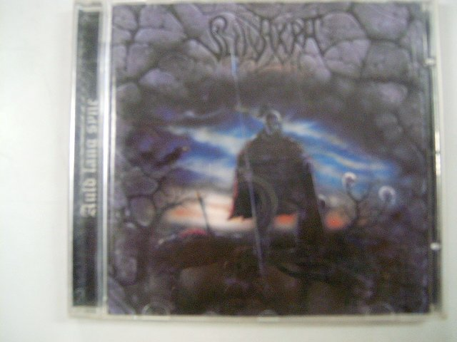 SUIDAKRA auld lang syne CD 1998 FOLK METAL