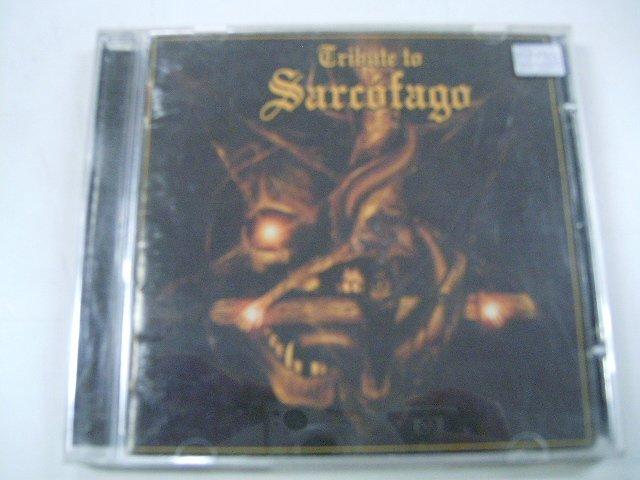 TRIBUTE TO SARCOFAGO tribute to sarcofago CD 2002 DEATH BLACK METAL