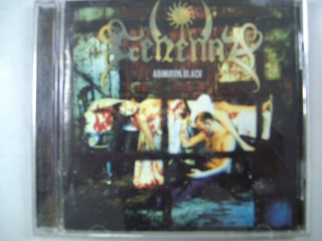 GEHENNA adimiron black CD 1998 BLACK METAL
