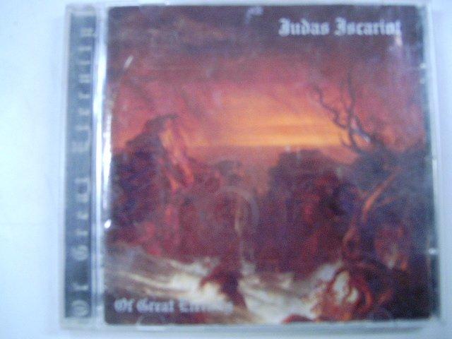JUDAS ISCARIOT of great eternity CD 1997 BLACK METAL