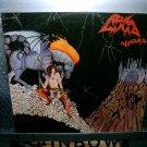 AZUL LIMÃO vingança LP 1986 HEAVY METAL*