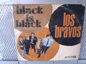 LOS BRAVOS black is black LP 1966 ROCK*