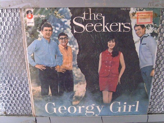 THE SEEKERS georgy girl soundtrack LP 1967 ROCK*