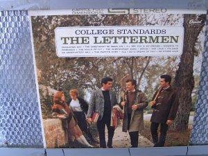 THE LETTERMEN college standards LP 1969 ROCK*