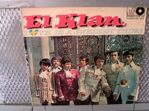 EL KLAN it's got to be mellow LP 1970 ROCK*
