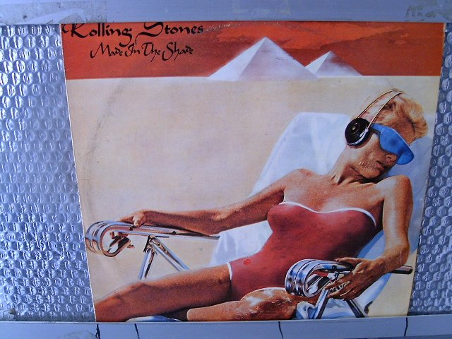 ROLLING STONES made in the shade LP 1975 ROCK*
