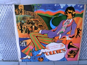 BEATLES a collection of the beatles oldies LP 1972 ROCK**
