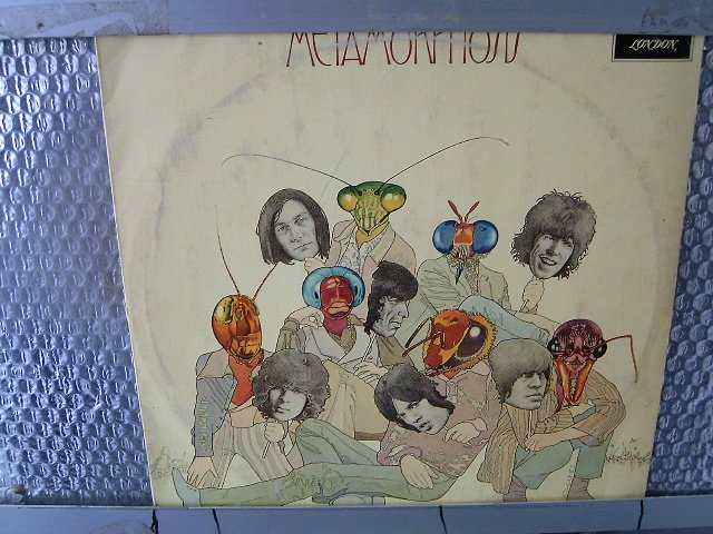 ROLLING STONES metamorphosis LP 1981 ROCK*