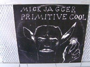 MICK JAGGER primitive cool LP 1987 ROCK**