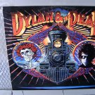 BOB DYLAN dylan & the dead LP 1989 ROCK**