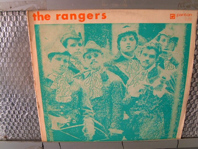 THE RANGERS the rangers LP 1969 ROCK*