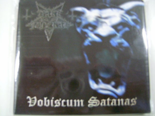 DARK FUNERAL vobiscum satanas DIGIPACK CD 1997 BLACK METAL