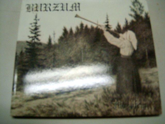 BURZUM filosofem DIGIPACK CD 1996 BLACK METAL