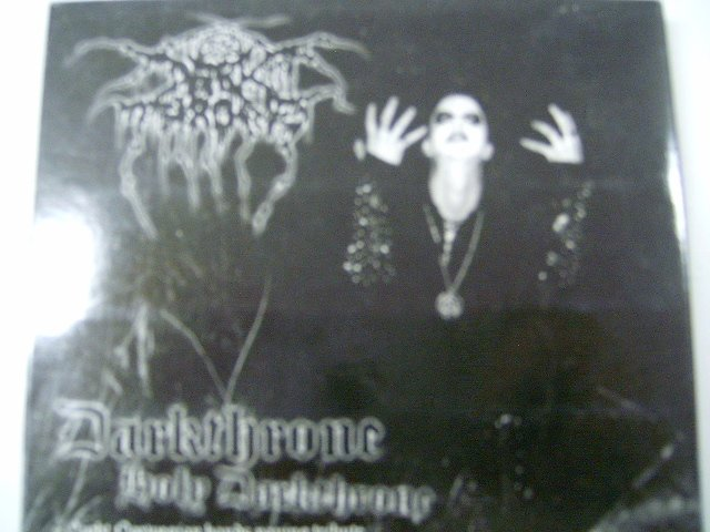 DARKTHRONE holy darkthrone DIGIPACK CD 1998 BLACK METAL