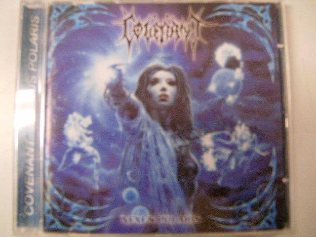 COVENANT nexus polaris CD 1998 MODERN BLACK METAL
