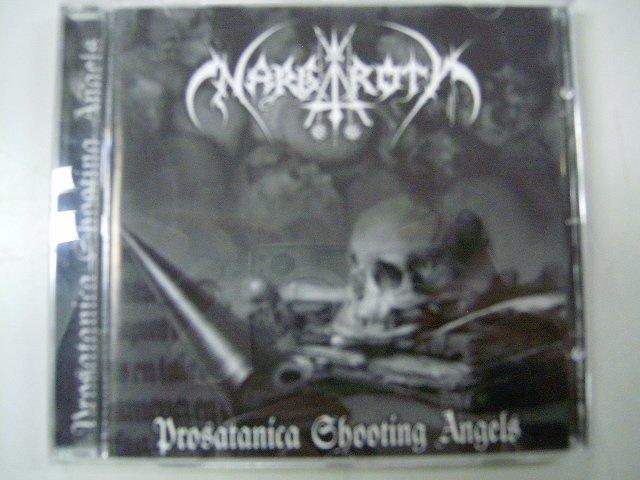 NARGAROTH prosatanica shooting angels CD 2004 BLACK METAL