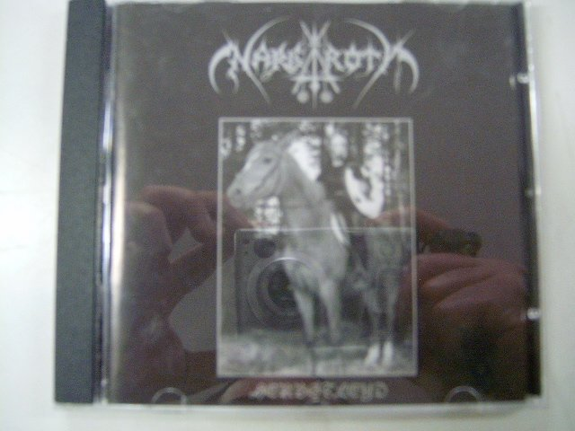NARGAROTH herbstleyd CD 1999 BLACK METAL