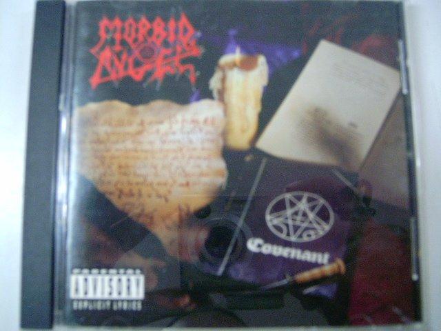 MORBID ANGEL covenant CD 1993 DEATH METAL