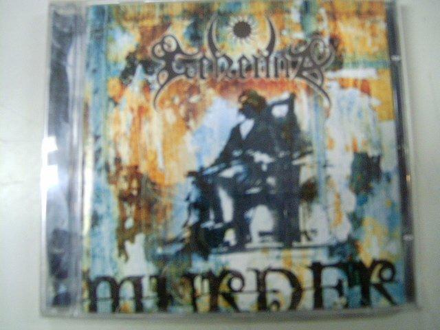 GEHENNA murder CD 2000 BLACK METAL