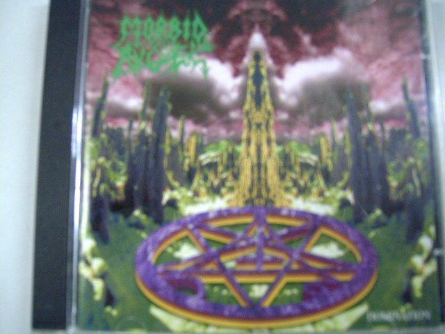 MORBID ANGEL domination CD 1995 DEATH METAL