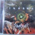 THORNS VS EMPEROR thorns vs emperor CD 1999 INDUSTRIAL BLACK METAL