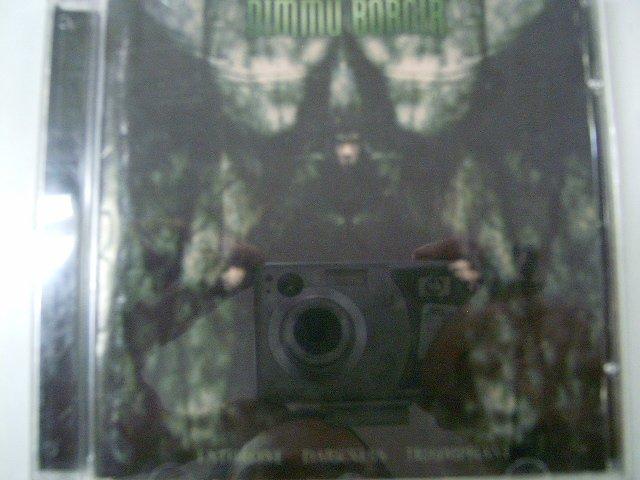 DIMMU BORGIR enthrone darkness triumphant CD 1997 BLACK METAL