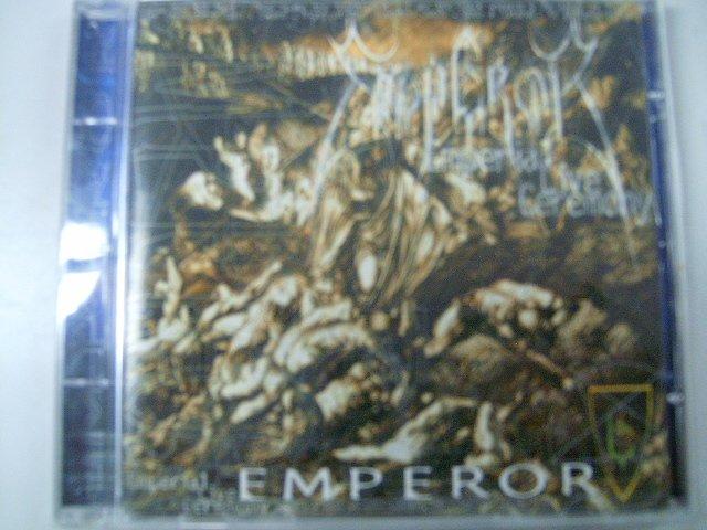 EMPEROR emperial live ceremony CD 2000 BLACK METAL
