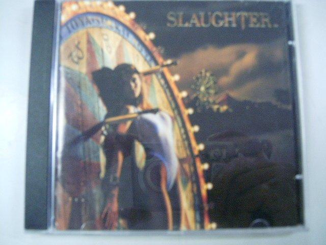 SLAUGHTER stick it to ya CD 1990 HARD ROCK