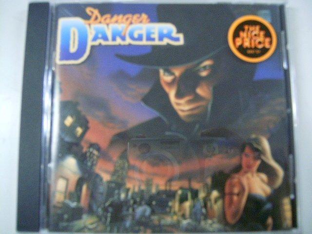 DANGER DANGER danger danger CD 1989 HARD ROCK
