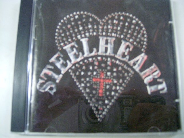 STEELHEART steelheart CD 1990 HARD ROCK