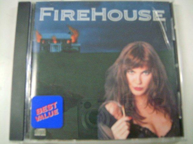 FIREHOUSE firehouse CD 1990 HARD ROCK